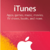 iTunes Gift Card USD $10