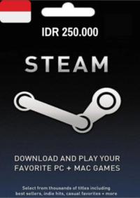 Steam Wallet IDR 250.000