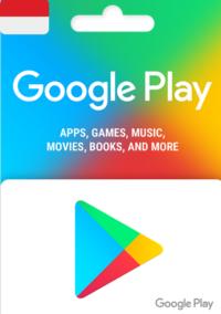 Google Play Gift Card IDR