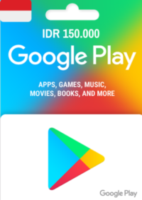 Google Play Gift Card IDR 150.000